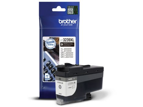 Brother LC3239XLBK tintapatron fekete (eredeti)