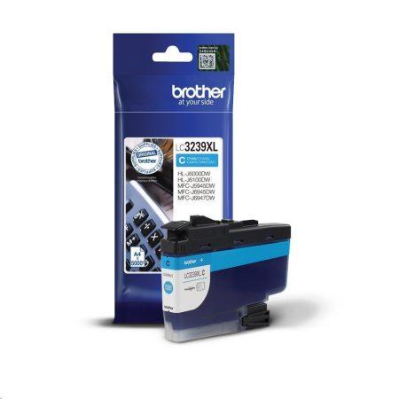 Brother LC3239XLC tintapatron kék (eredeti)