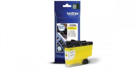 Brother LC3239XLY tintapatron sárga (eredeti)