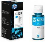 HP M0H54AE tintapatron ciánkék No.GT52