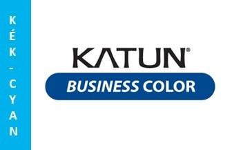 """Sharp MX-C38GTC kék toner """"KATUN BUSINESS"""" (utángyártott)"""