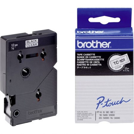Brother P-touch TC-101 szalag (eredeti)