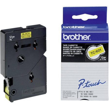Brother P-touch TC-601 szalag (eredeti)
