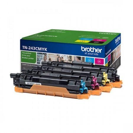 Brother TN-243 C/M/Y/K tonercsomag (eredeti)