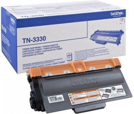 Brother TN-3330 toner (eredeti)
